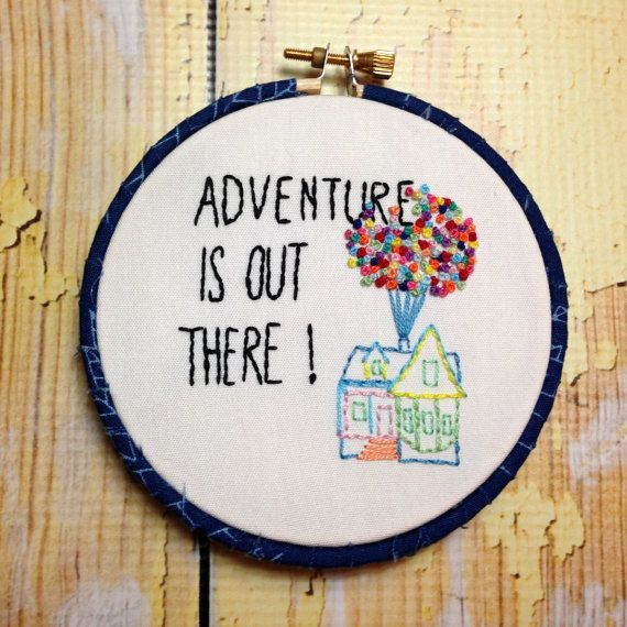 Adventure Is Out There!: