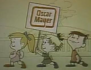 Oh I wish I were an Oscar Meyer wiener....
