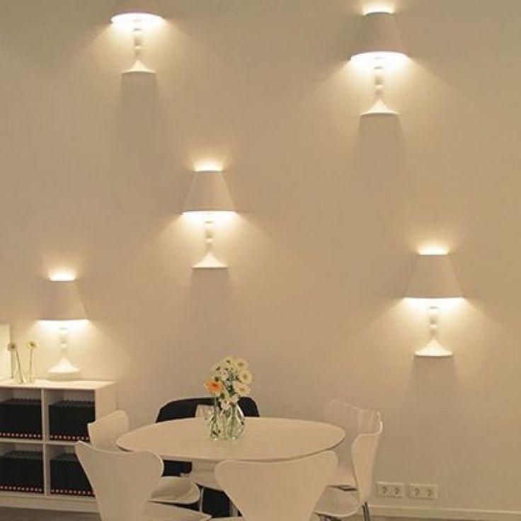 Oltre 25 fantastiche idee su luci per interni su pinterest - Luci decorative ...