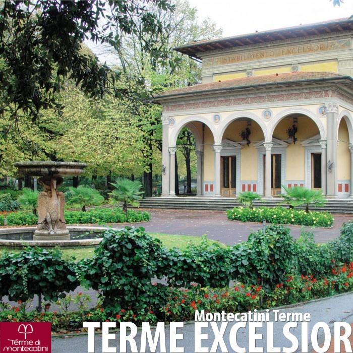 Le Terme Excelsior di Montecatini Terme.