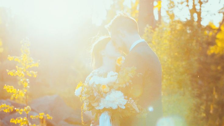 made by mary wedding video by Rania Maria Photography. Rustic Countryside DIY Wedding in Sweden.