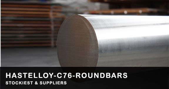 Hastelloy C276 Round Bar : Hastelloy C276 - UNS N10276 Common Trade Names ( Hastelloy C276®, Hastelloy® 22, Nicrofer® 5621)