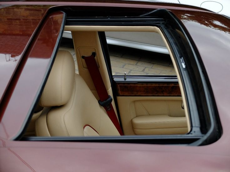 Second hand red v plate rolls royce silver seraph automatic petrol saloon 5.4 4dr in Edinburgh. Contact us or visit our showroom today.