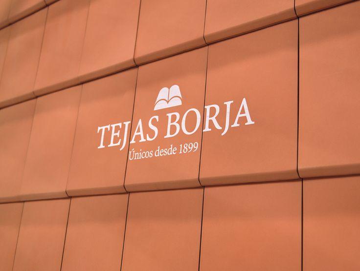 Tejas Borja en CEVISAMA 2017