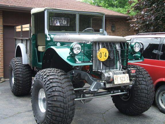 """specialcar: """" 1953 dodge power wagon """""""