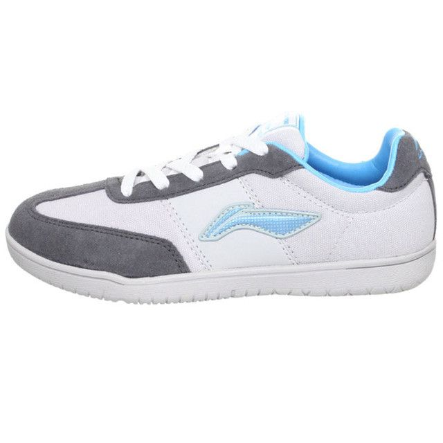 Women Table Tennis Shoes Fitness Lace Up Fabric Breathable Light Sneakers Sport Shoes Woman