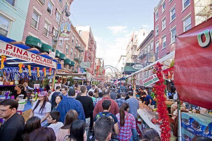 Un gemellaggio inconsueto a New York: Little Italy e Chinatown