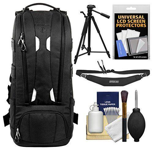 Kit includes:♦ 1) Tamrac T0280 Anvil Super 25 Photo DSLR Camera / Super Telephoto Lens Backpack♦ 2) Precision Design PD-58PVTR 58