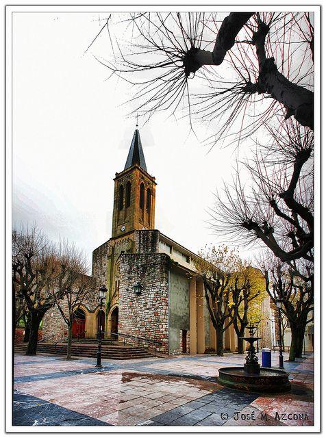 San Sebastian - Donostia. Iglesia de San Sebastian el Antiguo.   Flickr: Intercambio de fotos