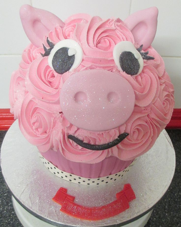 https://flic.kr/p/hCdqC5 | Giant cupcake pig