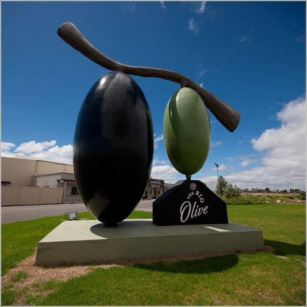 Big Olive, Tailem Bend  SA