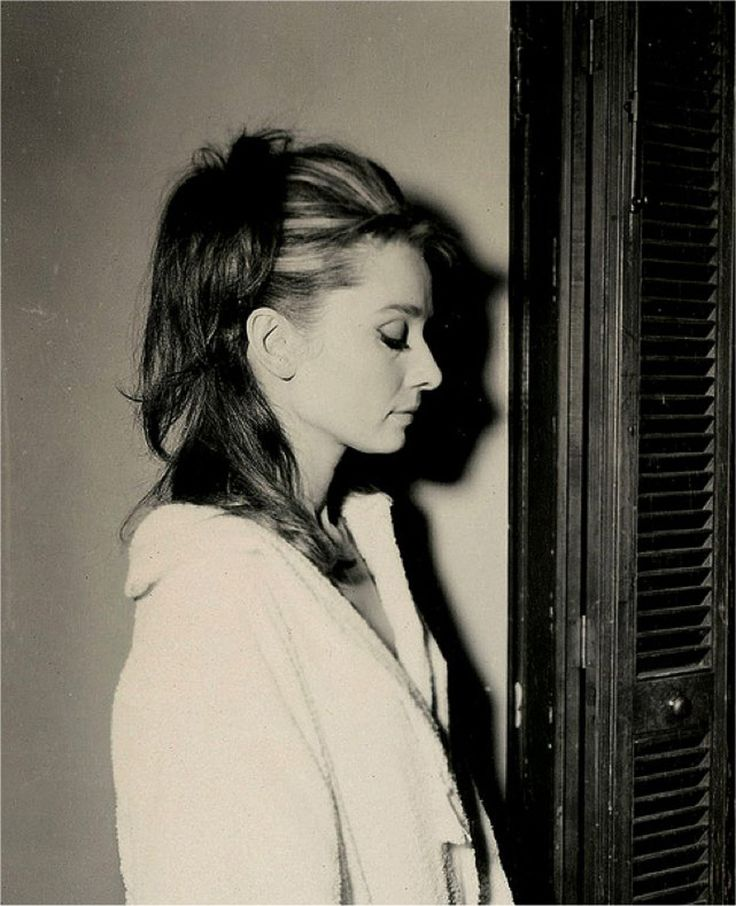 Audrey Hepburn Style Icon #Blackandwhiter #photography #Audrey