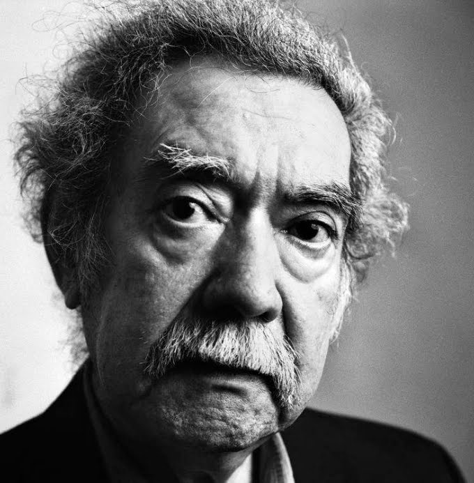 Raul Ruiz, fotografiado por Lucho Poirot poco antes de morir