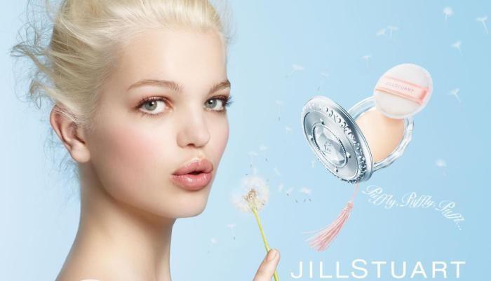 Scriptical.Wordpress.Campaign.Daphne Groeneveld For Jill Stuart Beauty.Autumn 2012.3