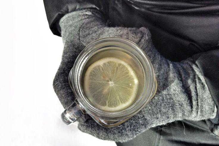 Découvrez cette délicieuse #recette de #grog américain. #gin  ©Photos: Marie Charest