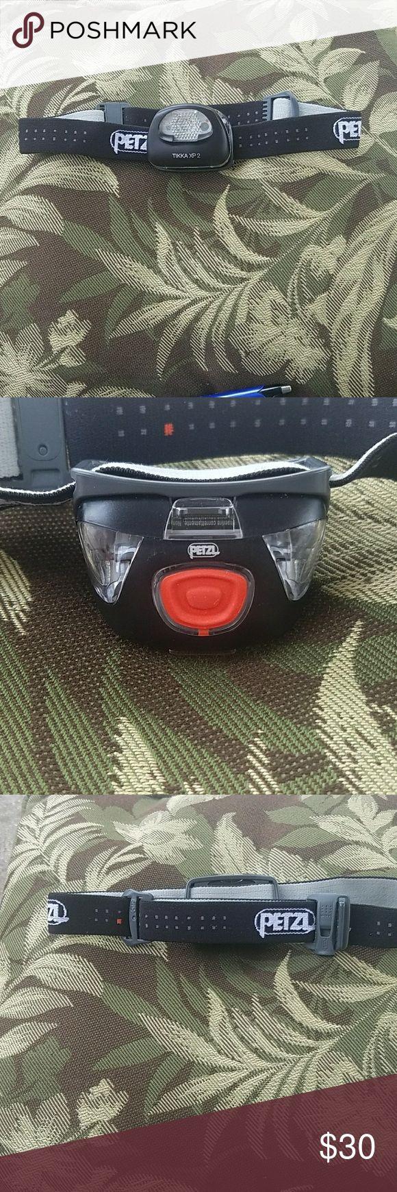 Petzl  tikka xp2 Adjustable head Lamp Other