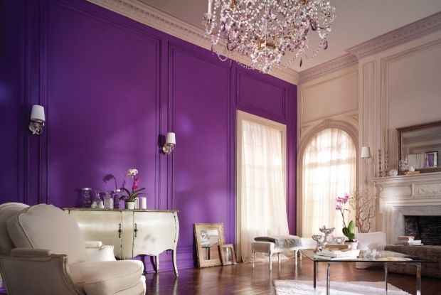 beautiful purple!  For the Home  Pinterest