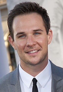 Ryan Merriman - I had such a huge crush on him when he was in smart house and luck of the Irish.