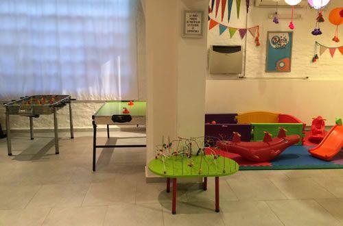 Salon de Fiestas Infantiles - Thamesito