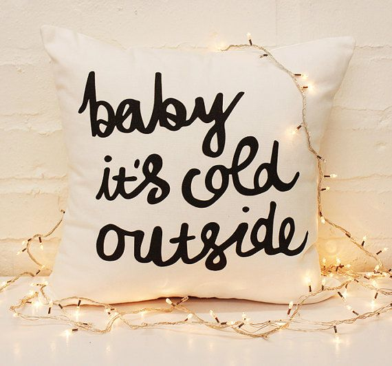 FREE WORLDWIDE SHIPPING Sale Baby it's Cold by ZanaProducts