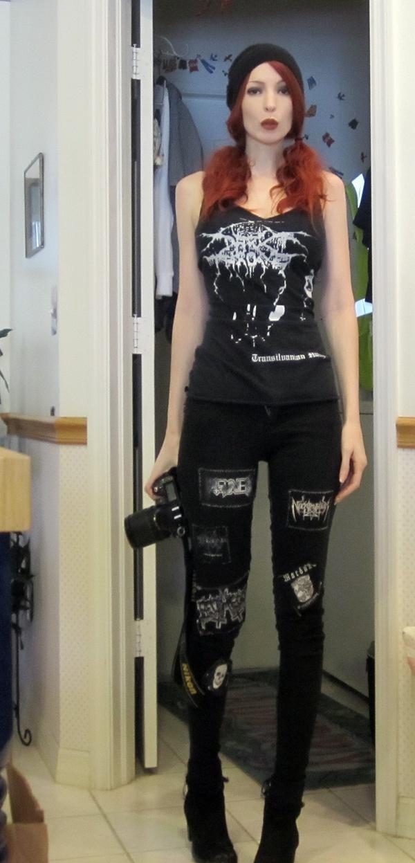 Skinny Girl Fashion Pinterest