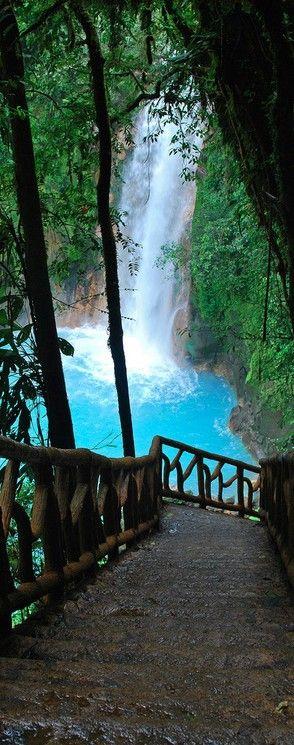 Waterfalls in Granada, Nicaragua • photo: Alexandria Passe