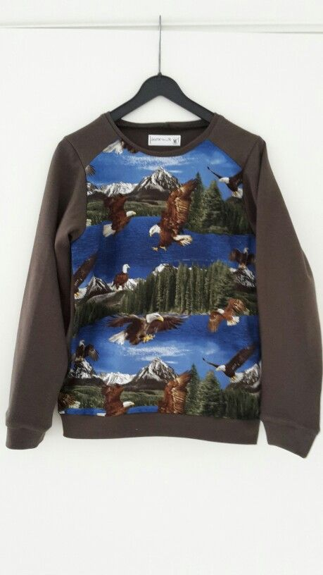 Leather sweater - la maison victor