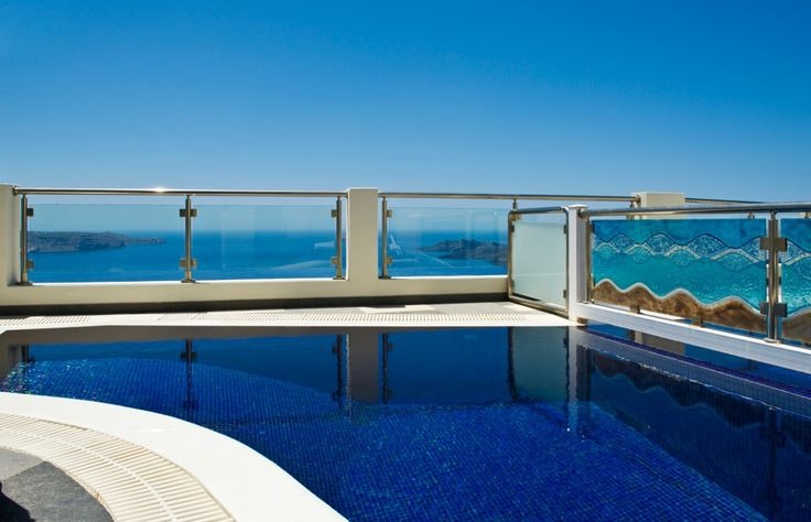 Petit Palace Santorini | Sea View Honeymoon Suites with Private Pool