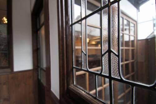 明治~大正~昭和初期、古きよき時代と現代のデザインを融合した新しい京町家の形「大正ロマン」