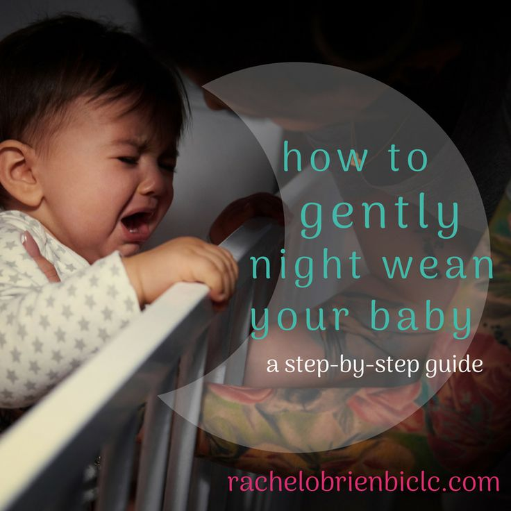 how to put a baby to sleep without breastfeeding