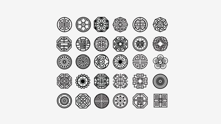 korean traditional pattern hanbok - Google Search