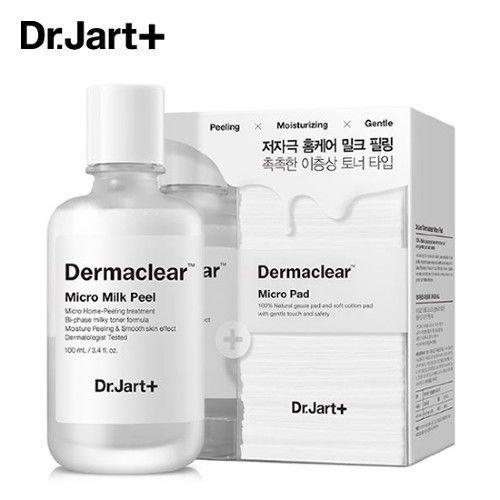 Dr.Jart+ Dermaclear Micro Milk Peel -Double-layered Home Peeling KOREAN Cosmetic #DrJart