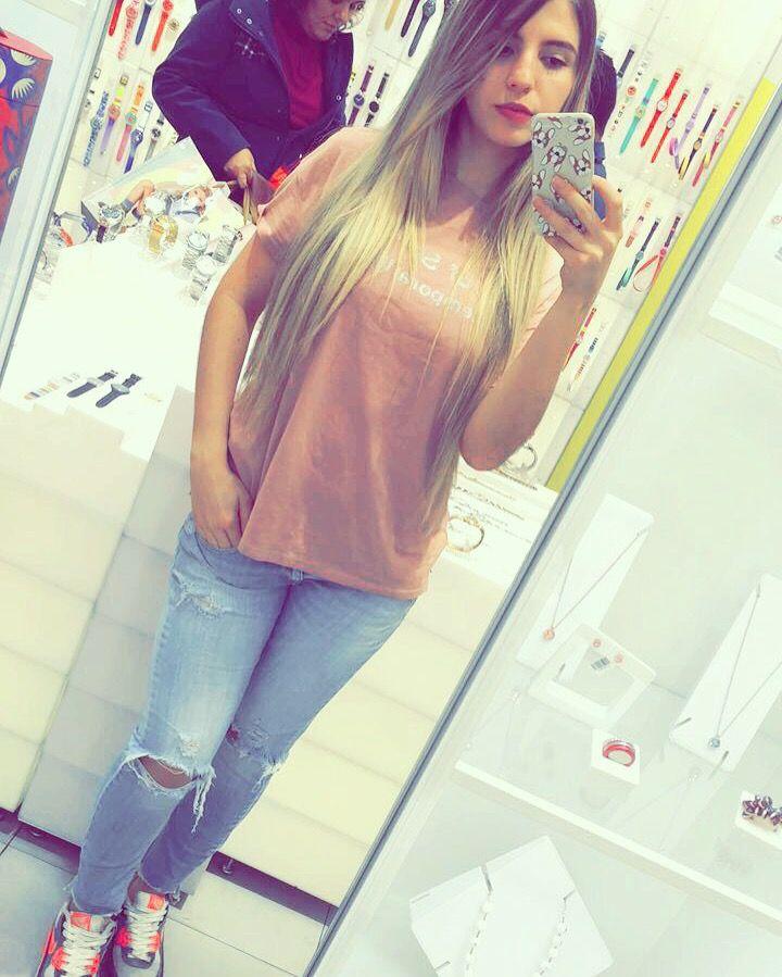 #blonde #Hair #style #nike