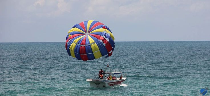 Koh Samui Watersports by James Jetstar are a reputable company on Lamai Beach. The thrills and experience are memories that last forever.  Great family day out. http://www.welovekohsamui.com/listing/koh-samui-watersports-james-jetstar/