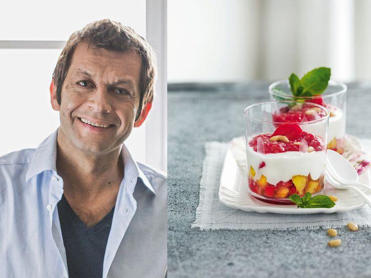 Fan de barbecue et de « cru », le bouillonnant Laurent Mariotte, chroniqueur culinaire sur France Info avec « A toutes saveurs », mais aussi…