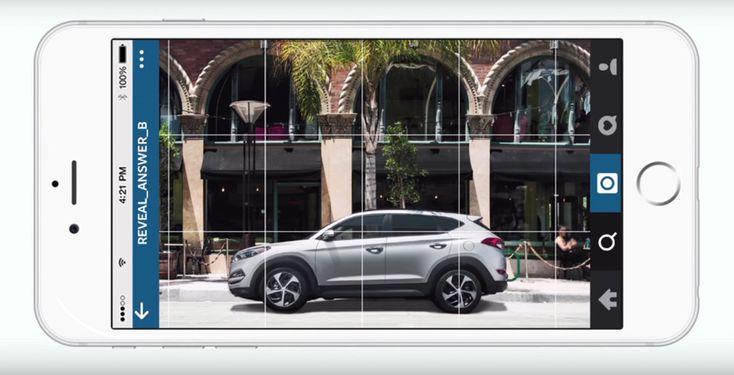 The Hyundai SUV Lifestyle Quiz   The Webby Awards