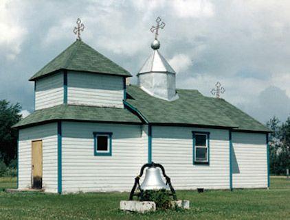 Saints Peter and Paul Orthodox Chapel, Arbakka