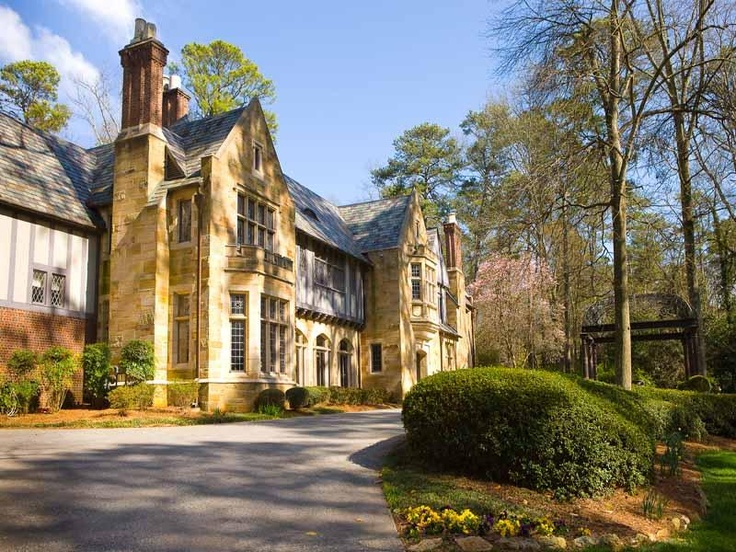 38 Best Images About Mansions Of Atlanta On Pinterest