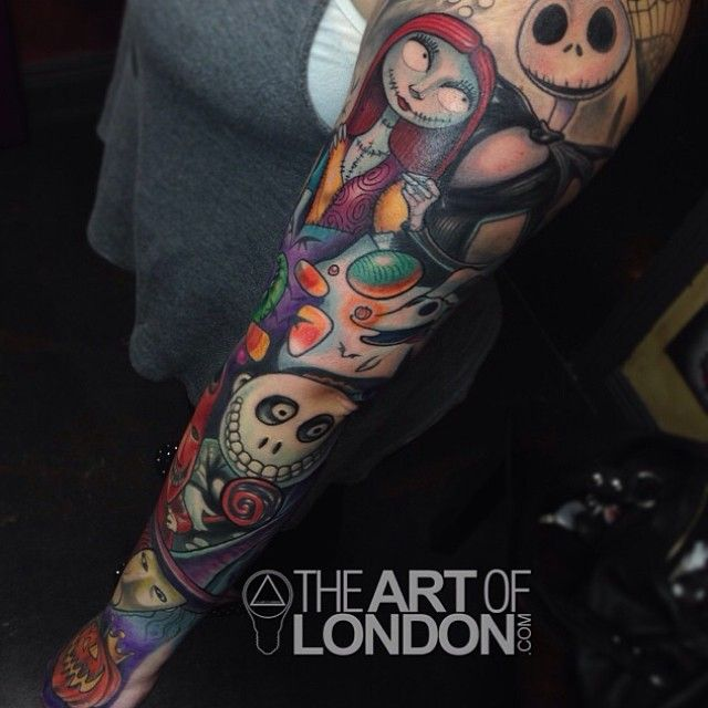 "disneyink - londonreese: ""I'm a master of fright, and a..."