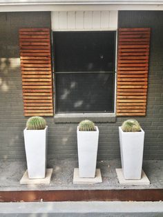 Shutters mid-century modern                                                                                                                                                     More