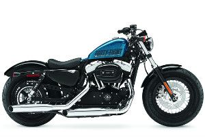 Harley-Davidson Sportster Forty-Eight rental starting at 199.95$ for a single day at Premont Harley-Davidson Laval.  Location d'une Harley-Davidson Sportster Forty-Eight à partir de 199.95$ pour une journée chez Prémont Harley-Davidson Laval