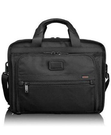 Amazon.com: Tumi Alpha Tumi T-Pass Organizer Brief Style 26531 $250