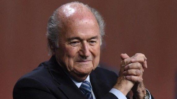 """FIFA-Skandal: Sepp Blatter: """"Ich bin nicht zurückgetreten"""" - Sport News - Aktuelle Sportnachrichten - Augsburger Allgemeine"""