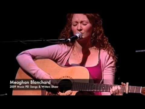 Music PEI Songs & Writers - Meaghan Blanchard