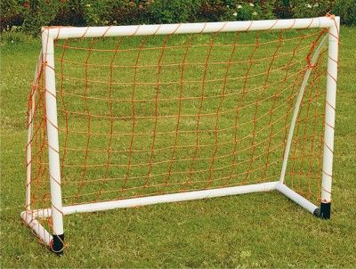 """Portable Soccer Goal Posts - SEP: Soccer goal post made of 1.5"""" 'SEP' tube. Portable and easy to carry in a bag."""