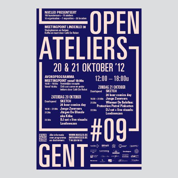 Nucleo Open Ateliers — Raf Vancampenhoudt