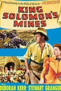 King Solomon's Mines (1950) Deborah Kerr, Stewart Granger