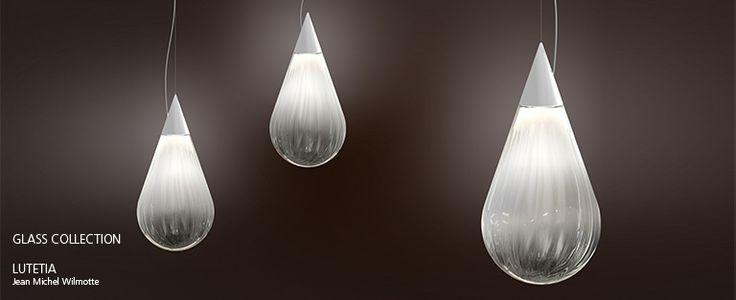 LUTETIA design Jean-Michel Wilmotte http://bit.ly/LutetiaSuspension