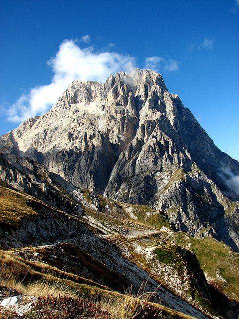 Gran Sasso (L'Aquila - Abruzzo - Italia)