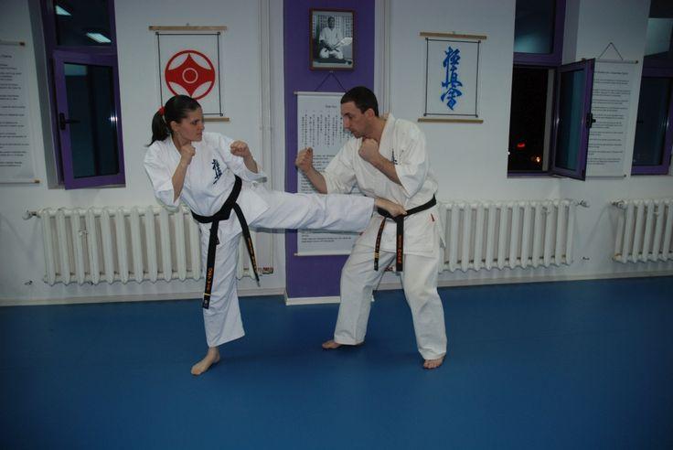 Cursuri Karate Adulti Sibiu